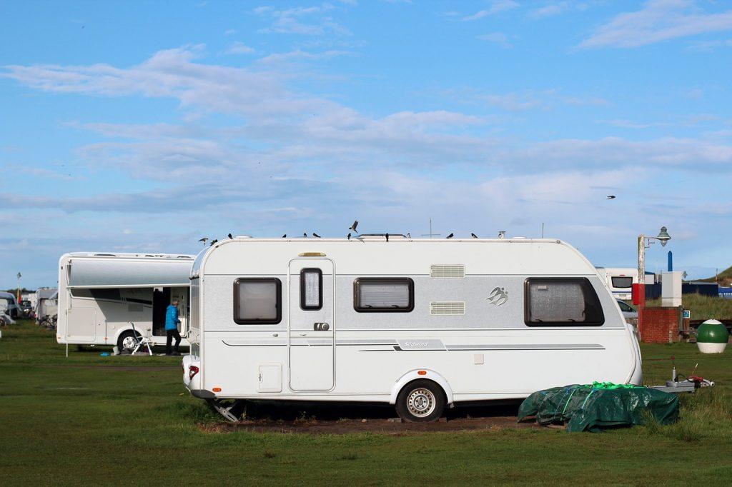 Caravan huren voor vakanties in eigen land